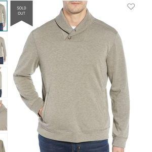Tommy Bahama Sandbar Shawl Collar Sweatshirt